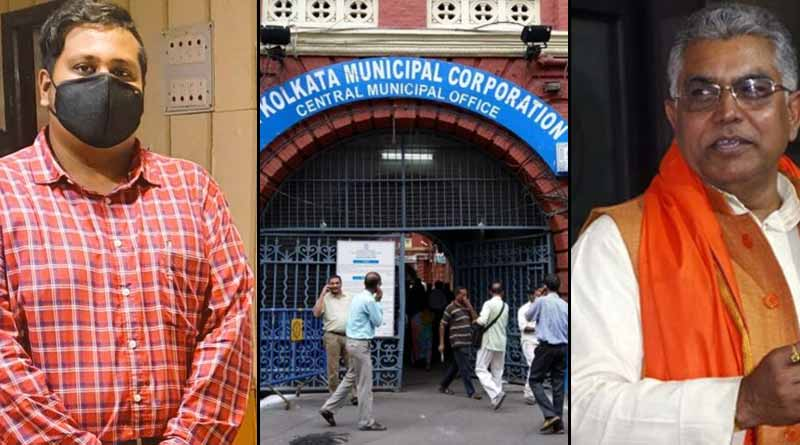 Kasba Fake Vaccine Row: BJP didn't get permission of protest rally ।Sangbad Pratidin