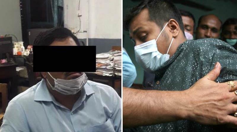 Kasba Fake Vaccine Case: Owner of Debanjan Deb's office arrested from Birati Wednedsay night | Sangbad Pratidin