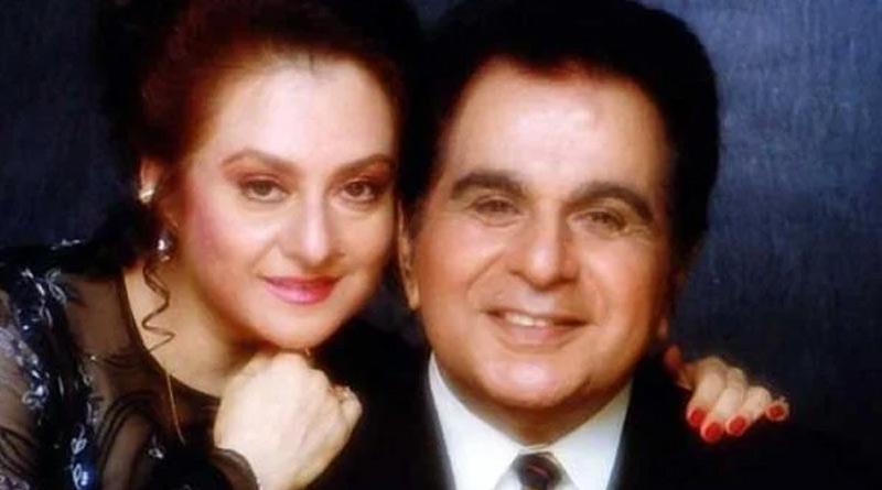 Dilip Kumar and Saira Banu love story   Sangbad Pratidin