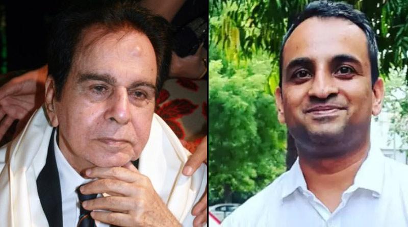 BJP Leaders tweet on Dilip Kumar demise created controversy   Sangbad Pratidin
