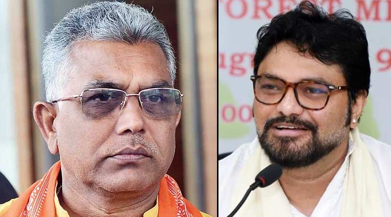 Former Union Minister Babul Supriyo slams BJP state president Dilip Ghosh | Sangbad Pratidin