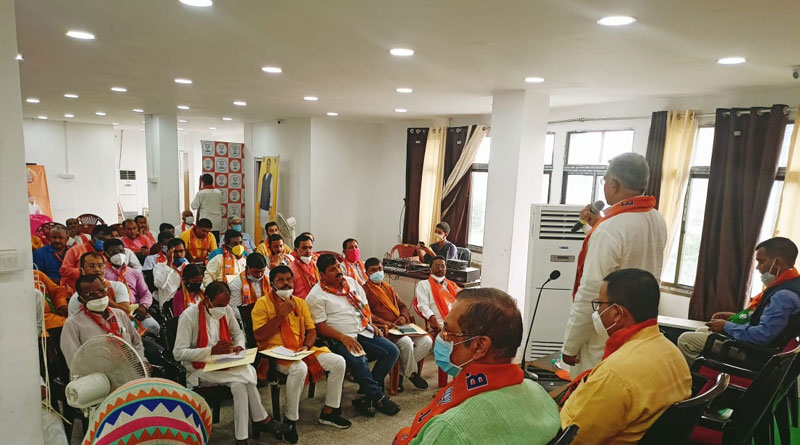 West Bengal BJP sets dress code for MLA's in assembly | Sangbad Pratidin