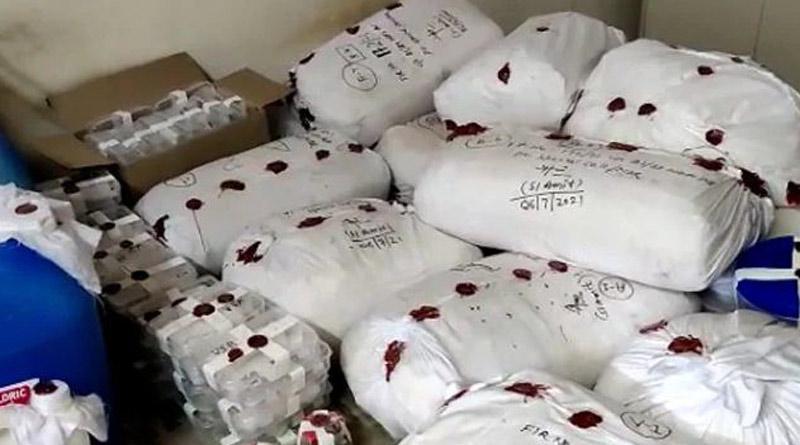 Delhi Police seizes 350 kg of heroin worth Rs 2,500 crore, 4 arrested   Sangbad Pratidin