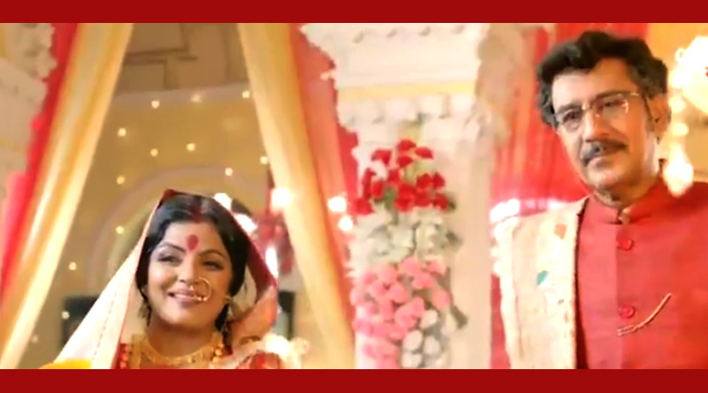 Papiya Adhikari returns to TV with Dutta And Bouma serial of Colors Bangla | Sangbad Pratidin