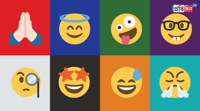World Emoji Day: Know the meaning of these emojis | Sangbad Pratidin