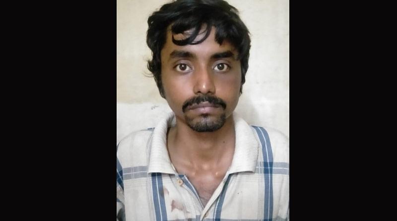 A fake CBI officer arrested from Noapara । Sangbad Pratidin