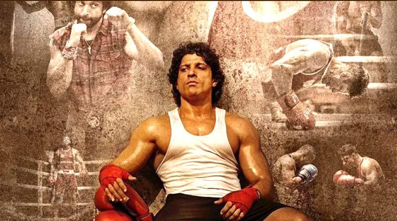 Review of Farhan Akhtar, Mrunal Thakur starrer film Toofaan | Sangbad Pratidin