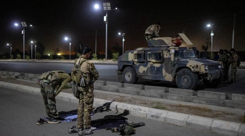 Taliban Surround Afghan City Ghazni, Take Over Civilian Houses | Sangbad Pratidin