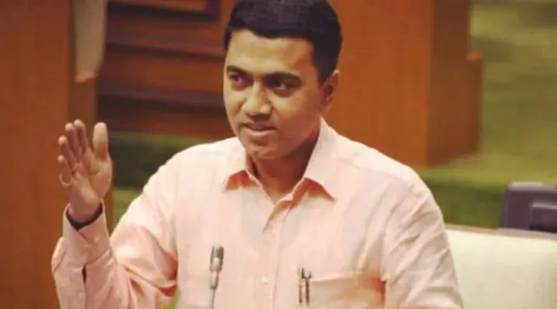 Goa CM Pramod Sawant asks parents to introspect why teenagers go on beach late at night after Physical assault | Sangbad Pratidin