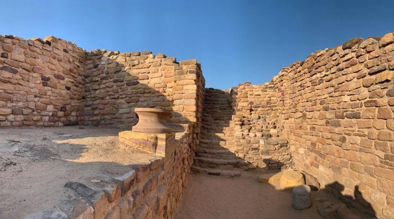 Harappan-era city of Dholavira gets Unesco's World Heritage Site tag | Sangbad Pratidin
