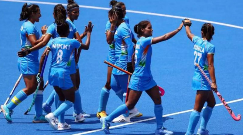 Tokyo Olympics: For a first in 41 years, Indian women's hockey team qualifies for quarter-finals | Sangbad Pratidin