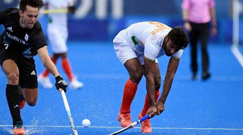 Tokyo Olympics: India beats Argentina 3-1 | Sangbad Pratidin