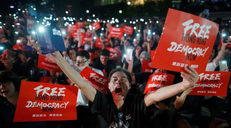 Hong Kong: Teens arrested for 'plotting bomb attack' | Sangbad Pratidin