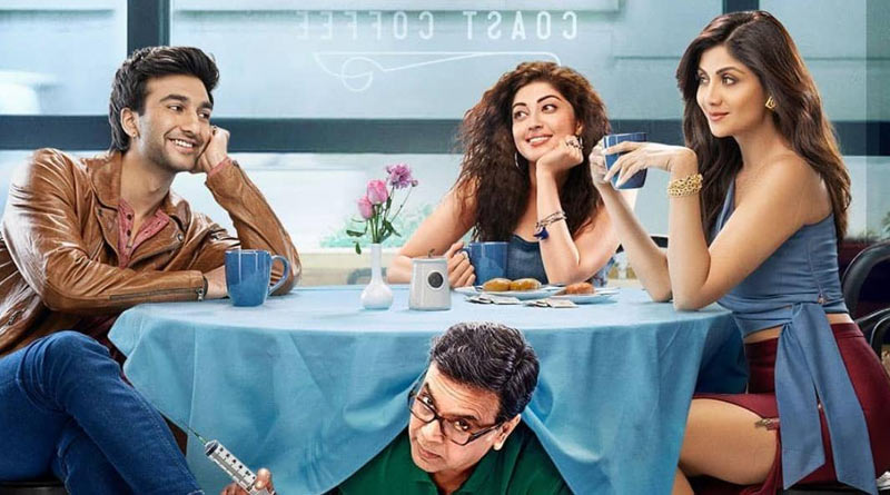 Movie Review: Shilpa Shetty Starrer Hungama 2 is a major disappointment | Sangbad Pratidin