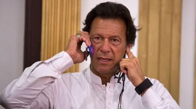 Pakistan itself in deep trouble, Imran Khan is a puppet Says Taliban | Sangbad Pratidin