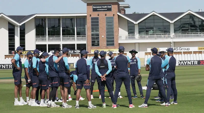 Prithvi Shaw and Suryakumar Yadav To Join India's Test Team In England | Sangbad Pratidin