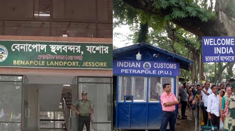 India and Bangladesh partially opens border amidst corona restrictions | Sangbad Pratidin