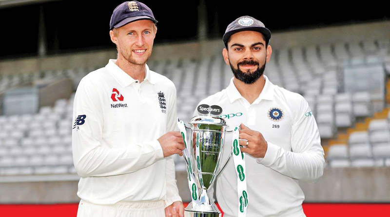 Cancelled India vs England Fifth Test to be Played in July 2022 | Sangbad Pratidin