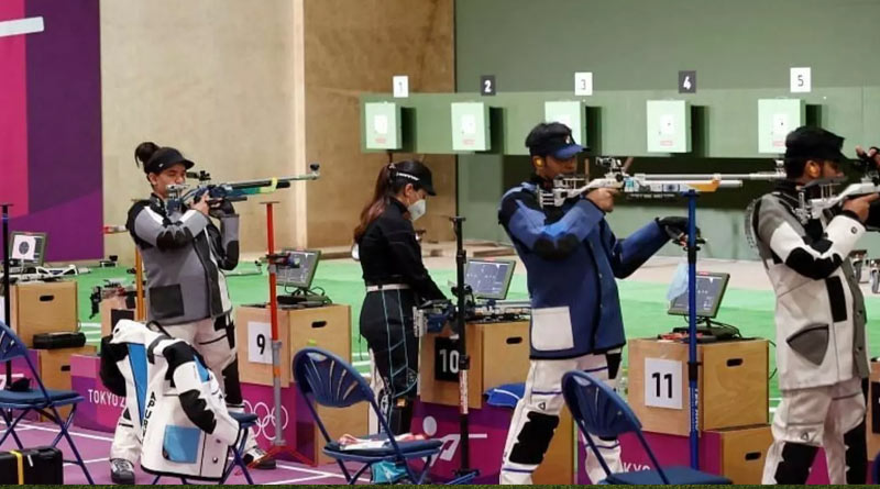 Indian shooters did not get enough time to practice in Tokyo Olympics