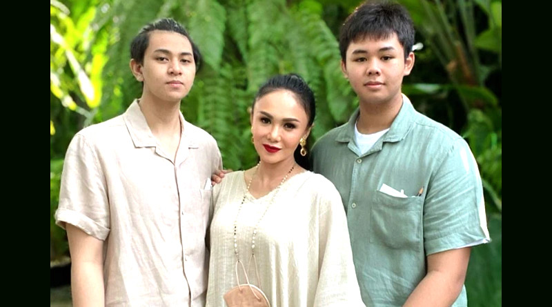 Indonesia popstar see adult video with sons to teach them | Sangbad Pratidin