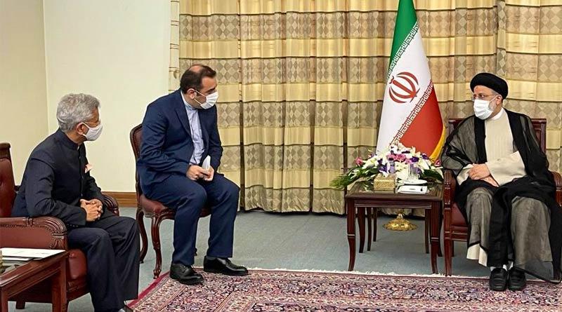 FM S Jaishankar Delivers PM Modi's Personal Message To Iran President-Elect | Sangbad Pratidin