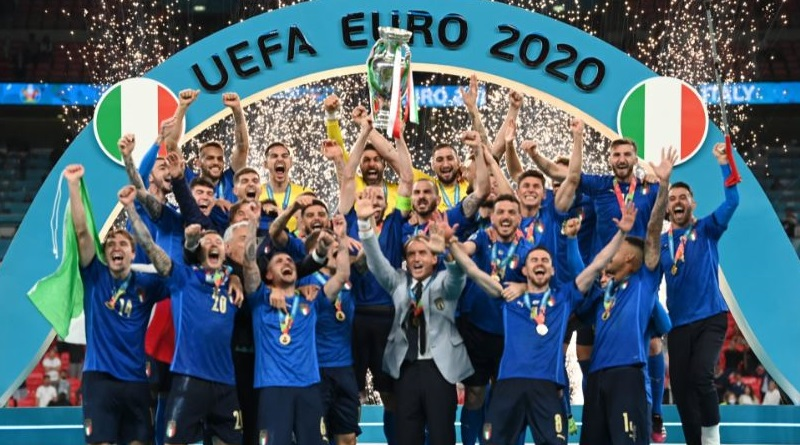 Euro 2020: Italy wins Euro Cup in tie breaker and England again fails to perform | Sangbad Pratidin