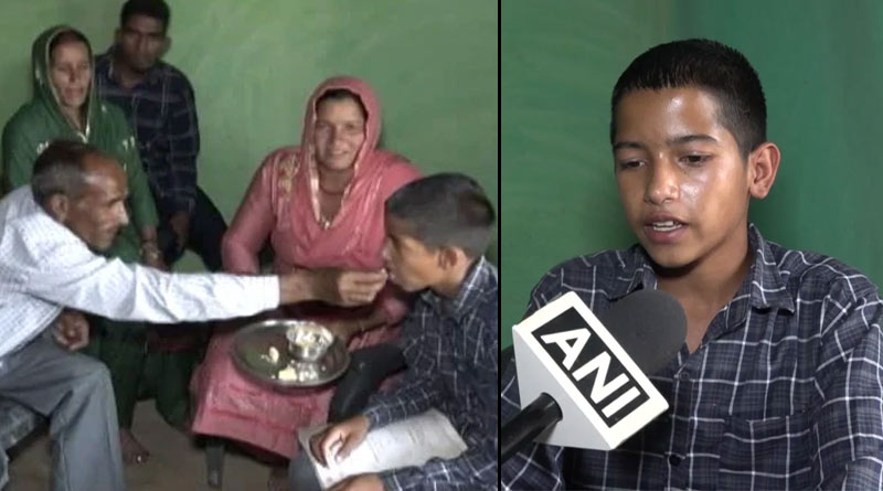 No Smartphone for online classes, Jammu and Kashmir boy bags 98% marks in Class 10 Final exam | Sangbad Pratidin