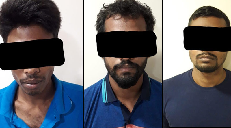 ISIS link is suspected with the arrested JMB members from Kolkata, according to STF source | Sangbad Pratidin