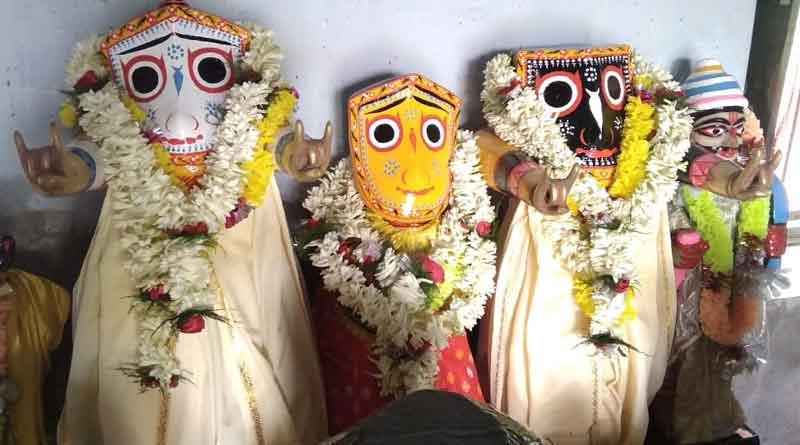 Rath Yatra 2021: Kalna worships Lord Jagannath in a different way | Sangbad Pratidin