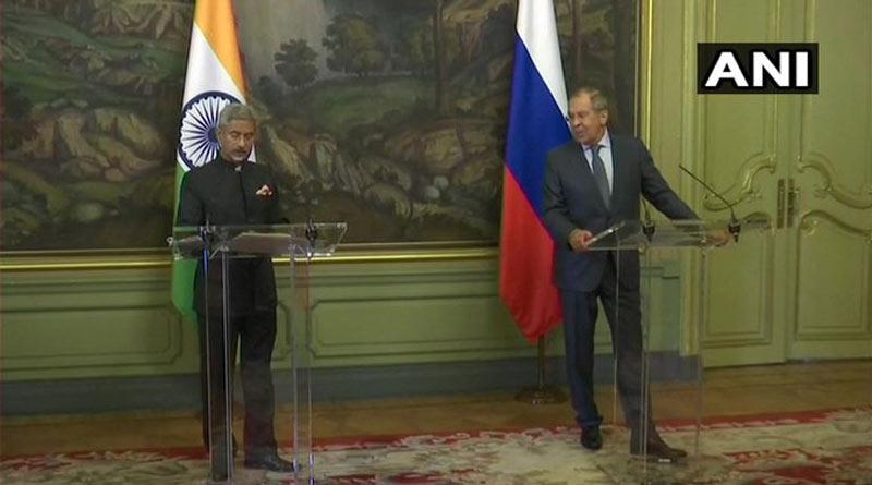 Indian foreign minister S Jaishankar meets Russian counterpart Sergei Lavrov   Sangbad Pratidin