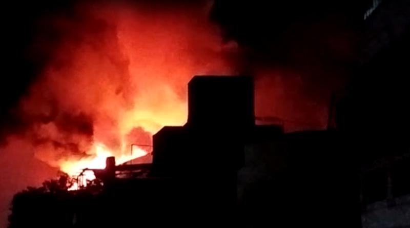 Forensic team to visit fire ravaged Mini Jaya cinema hall | Sangbad Pratidin
