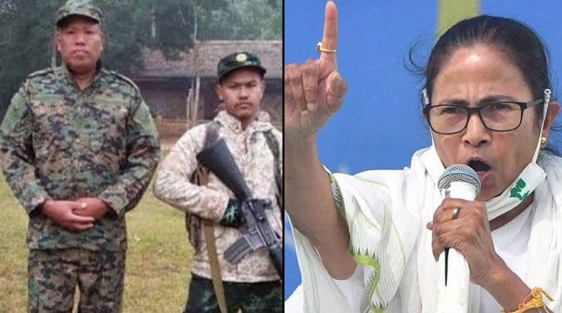 UAPA case against KLO Supremo Jiban Singha for calling CM Mamata Banerjee 'outsider' | Sangbad Pratidin
