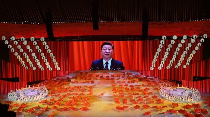 President Xi strikes belligerent tone at CPC centenary, says China won't be bullied | Sangbad Pratidin