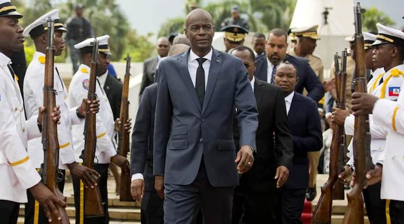 Haitian cops arrest President Assassination suspect with 'political' aim | Sangbad Pratidin
