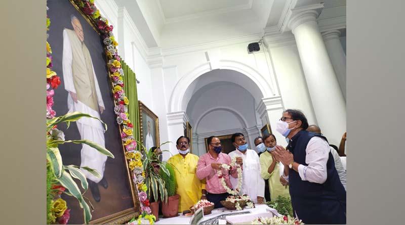 Politics: Tribute to Jyoti Basu in 'Left less' West Bengal assembly | Sangbad Pratidin