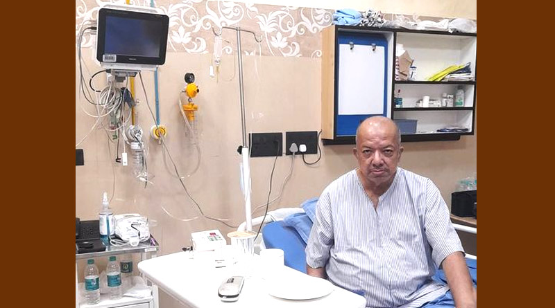Here is why Kabir Suman shares this post from Hospital   Sangbad Pratidin