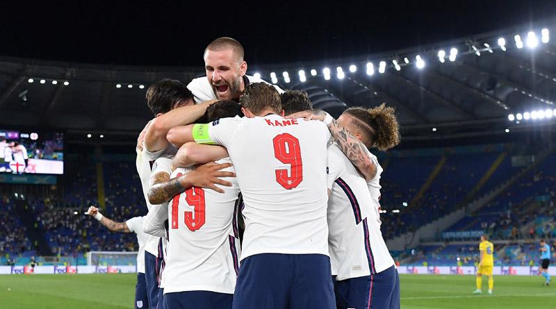Euro Cup 2020: England beats Ukraine 4-0 to reach semi final of the tournament | Sangbad Pratidin