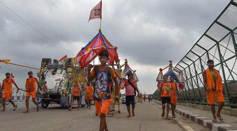 Kanwar Yatra called off in Uttar Pradesh after Supreme Court warns of Covid spread | Sangbad Pratidin