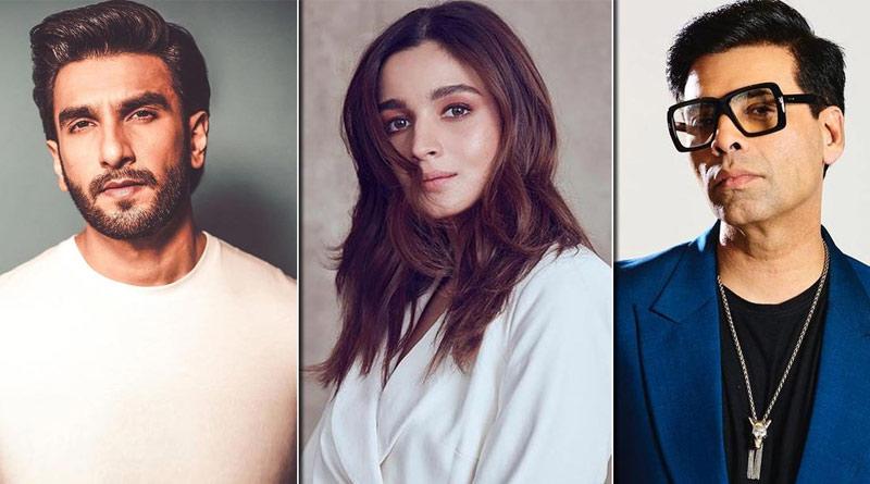 Karan Johar Next movie Titled Rocky Aur Rani Ki Prem Kahani Starring Ranveer Singh Alia Bhatt | Sangbad Pratidin