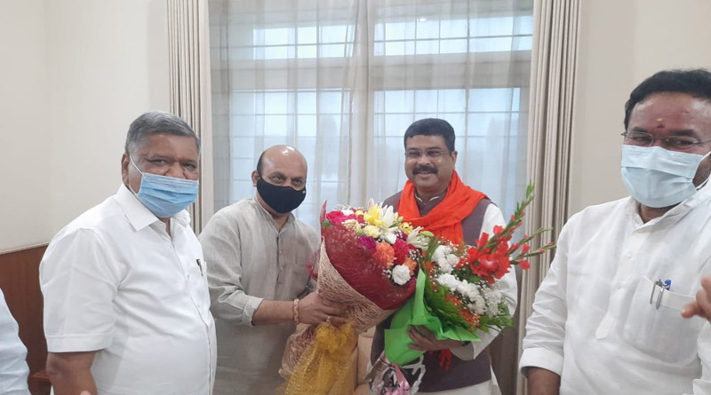 Basavaraj Bommai has been elected as the new Chief Minister of Karnataka | Sangbad Pratidin