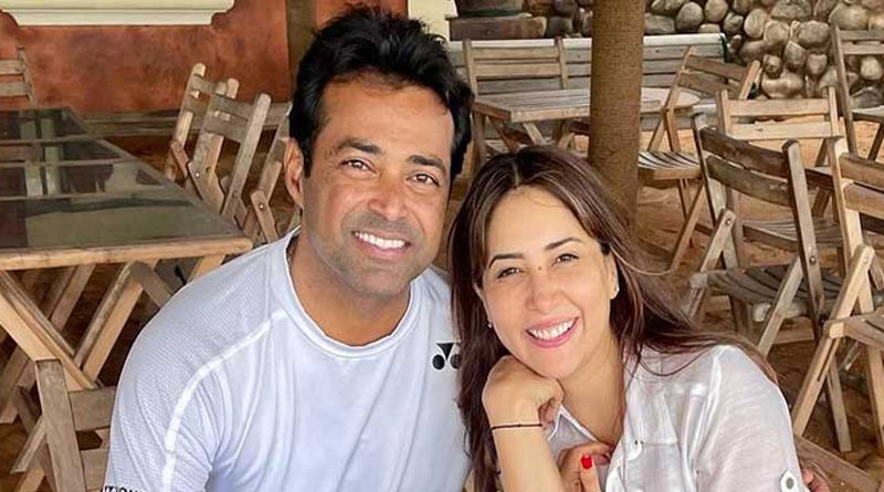 Actress Kim Sharma and India former tennis player Leander Paes are dating | Sangbad Pratidin