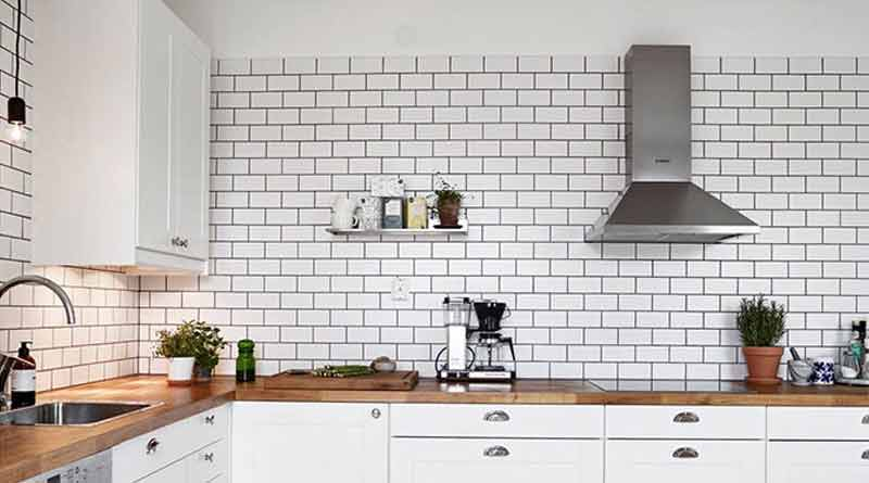Here are some tips to clean kitchen tiles । Sangbad Pratidin