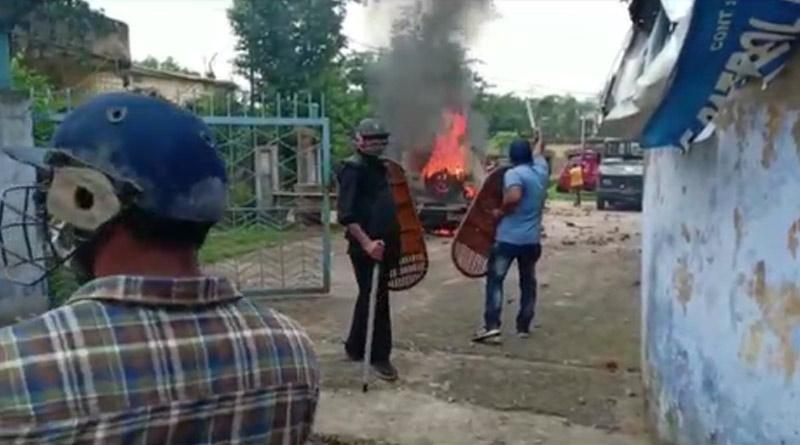 5 police officer suspended due to kulti's Barakar incident | Sangbad Pratidin