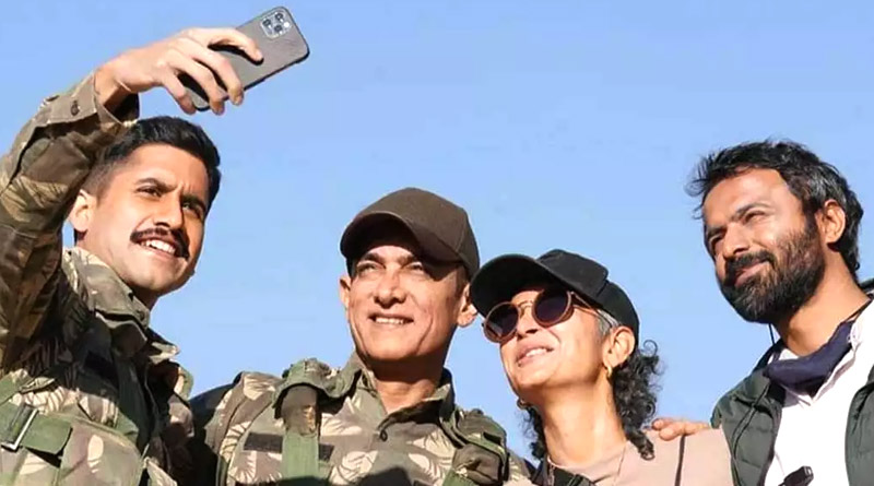 Aamir Khan starrer Laal Singh Chaddha accused of polluting in Ladakh | Sangbad Pratidin