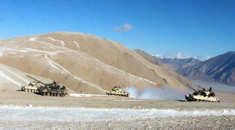 Indian Army's counter-terrorism division deployed to counter China on Ladakh | Sangbad Pratidin