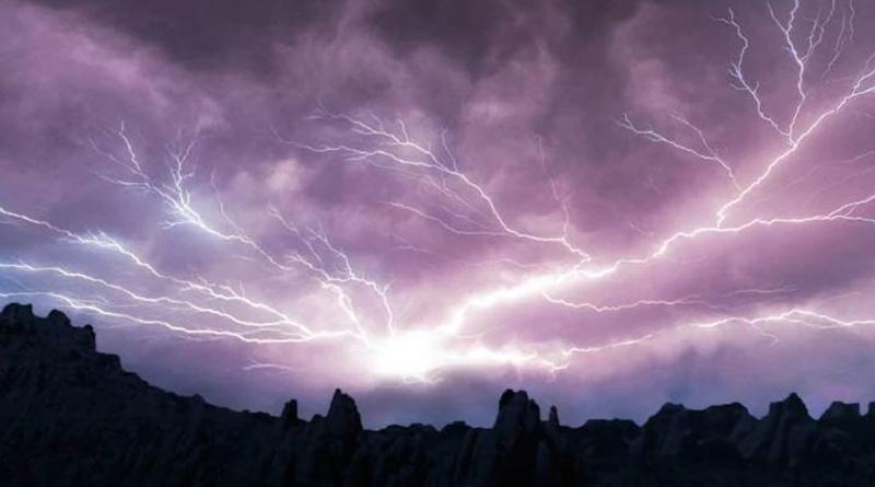 Scientists stunned by rare Arctic lightning in Alaska | Sangbad Pratidin