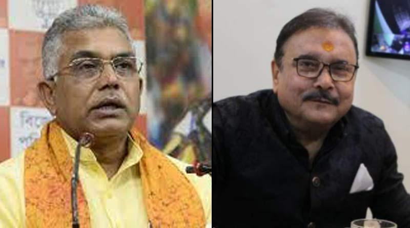 Fake vaccine : TMC MLA Madan Mitra slams BJP MP Dilip Ghosh | Sangbad Pratidin