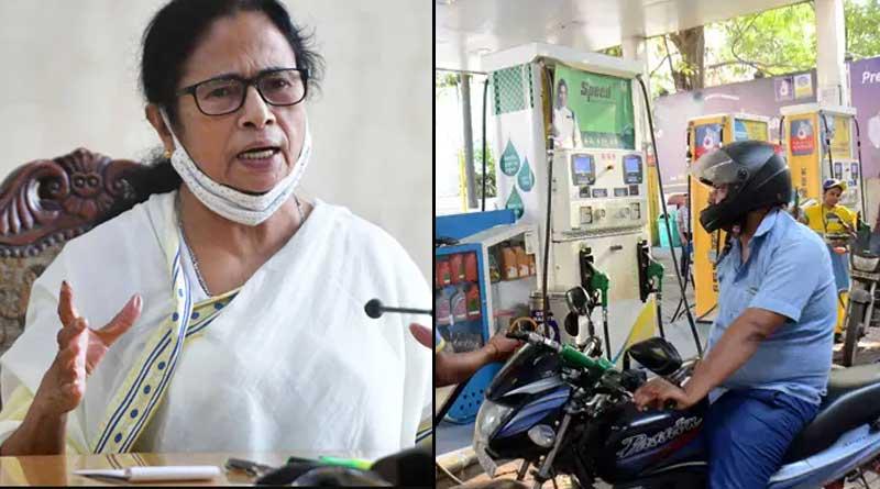 West Bengal budget 2021: Mamata Banerjee slams Modi Govt over fuel prices