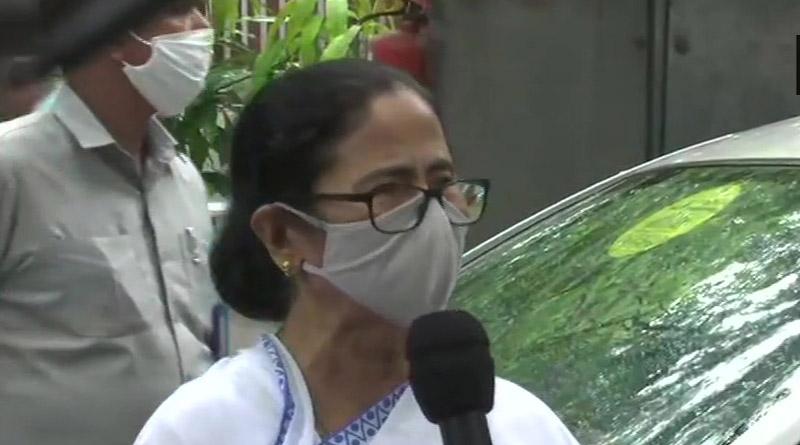 Why is the Govt not replying to Pegasus? asks Mamata Banerjee | Sangbad Pratidin