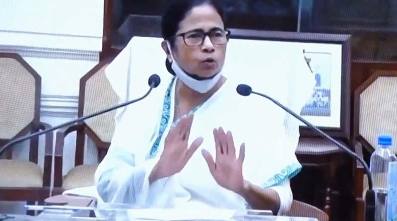 West Bengal budget 2021: CM Mamata Banerjee accuses Centre of freezing funds | Sangbad Pratidin